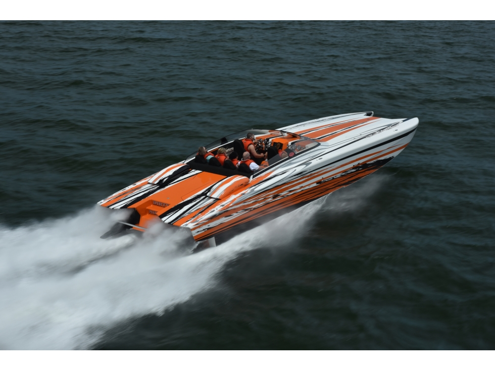 2019 Orange Beach Powerboat Week May 29-June 2